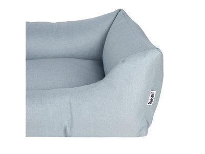 Comfortabele Hondenmand Slate Blue - Rebel Petz - in S/M/L/XL