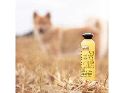 Hondenshampoo voor Lange Vacht - Greenfields - 250 ml