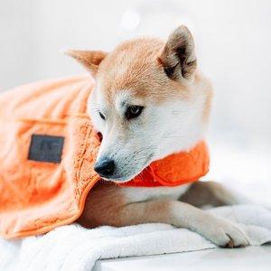 Greenfields Cape Towel - Badjas van microvezel voor honden