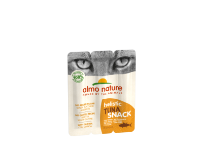 Glutenvrije Kattensnack Sticks - Almo Nature - Holistic Snacks - 3 x 5g