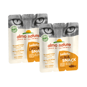 Glutenvrije Kattensnack Sticks - Holistic Snacks - 3 x 5g