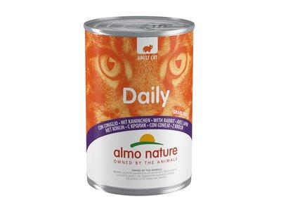 Graanvrij Natvoer voor Katten - Daily Menu - 24 x 400g