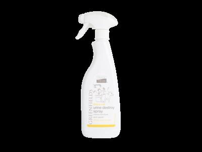 Urine Verwijderaar Spray - Greenfields - Urine Destroy Spray 400 ml