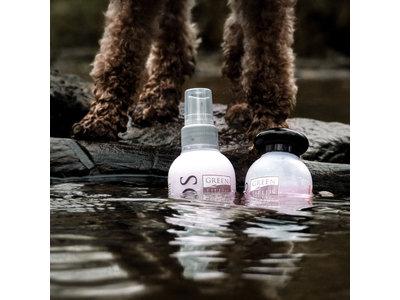 Anti-Klit Spray voor Honden - Ideaal voor honden met lange of krullende vacht - Greenfields - 250ml