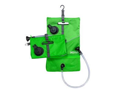 Draagbare hondendouche Go Shower Bag 6L voor onderweg - Kurgo