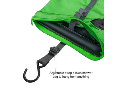 Draagbare hondendouche Go Shower Bag 6L
