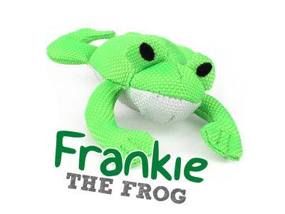 Beco Plush Wand Toy Frankie de Kikker