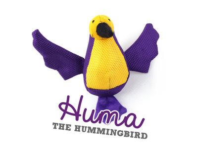 Beco Plush Wand Toy Humma de Kolibrie
