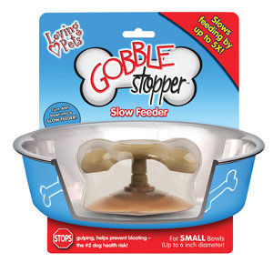 Loving Pets Gobble Stopper (Slow Feeder)