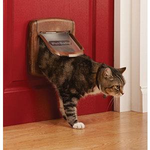 Staywell® Deluxe Magnetisch kattenluik
