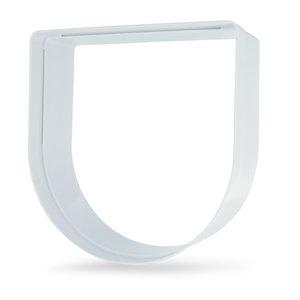 Petporte smart flap® Cat Flap Tunnel Extension White