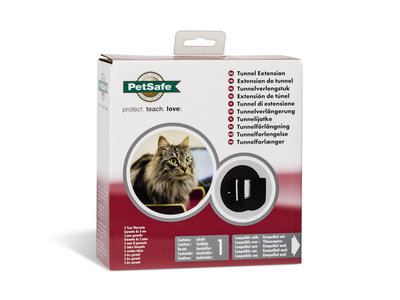 PetSafe® Tunnel verlengstuk voor Microchip kattenluik in Wit of Bruin