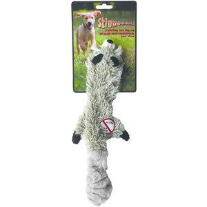 Skinneeez Plush Racoon - vrij van pluche vulling