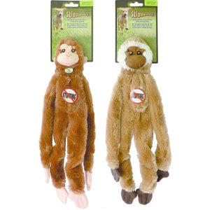 Skinneeez Flat Monkey - vrij van pluche vulling