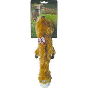 Skinneeez Plush Fox - vrij van pluche vulling