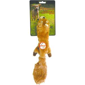 Skinneeez Plush Squirrel - vrij van pluche vulling