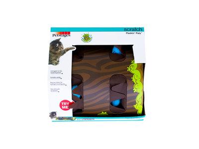 Petstages Peekin' Pals Krabspeelgoed met kattenkruid en speeltjes