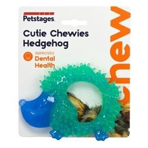 Cutie Chewies Hedgehog Puppy speelgoed