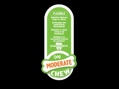 Nylabone Moderate kauwbot met kipsmaak - Small