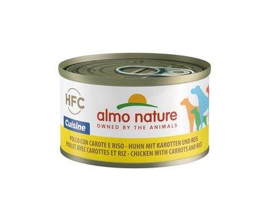 Almo Nature  Natvoer voor Honden - HFC Cuisine- 24 x 95g