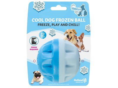Verkoelende bal voor honden - CoolPets Cooling Frozen Ball