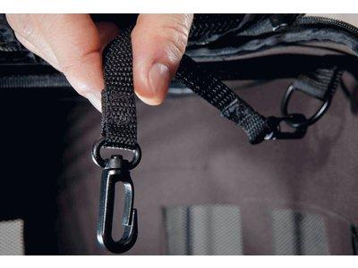 Opvouwbare Design reistas voor huisdieren- Geschikt als handbagage in vliegtuigen - Maelson Snuggle Kennel - in Anthraciet of Tan