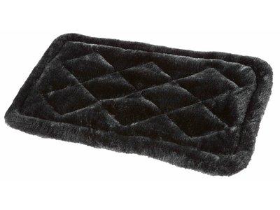 Maelson Deluxe Cushion - Luxe en zacht kussen voor in bench - Comfortabel met wasbare buitenhoes - Zwart - XXS / XS / S / M / L / XL / XXL