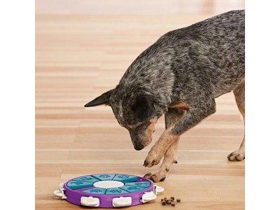 Interactief hondenspeelgoed vulbaar met snacks voor gevorderde honden - Outward Hound Twister
