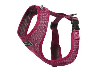 RukkaPets - Lichtgewicht en ademend hondentuigje - Verkrijgbaar in Geel, Grijs en Roze