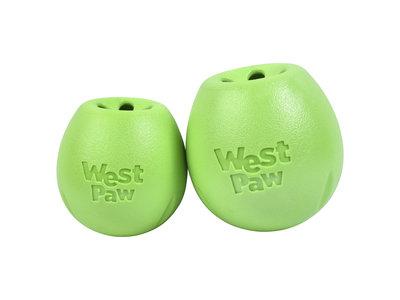 West Paw Rumbl met Zogoflex® Echo - Vulbaar Hondenspeelgoed en Slow Feeder - Geschikt voor Pups en Zachte kauwers