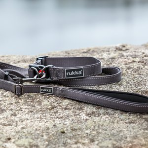 RukkaPets Bliss Leash - Verstelbare hondenriem