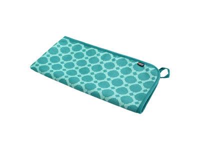 RukkaPets Micro Towel - Absorberende handdoek voor honden van microvezel - Antraciet, emerald, roze