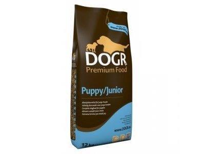 DOGR Puppy/Junior 12 kg - Premium droogvoer voor honden tot 12 maanden