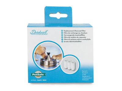 Drinkwell® Vervanging Koolstof Filter 3-pack voor 360 Pet Fountains