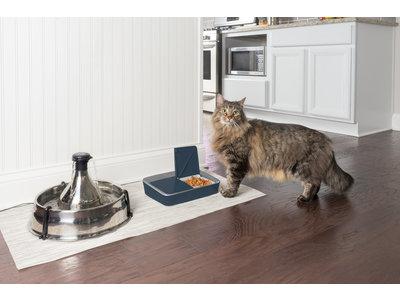 Digitale voerbak voor huisdieren voor twee maaltijden - PetSafe PFD19-15770