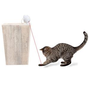 FroliCat Dancing Dot - Interactief Kattenspeelgoed met Veilige Laser