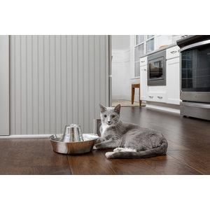 PetSafe® Seaside Stainless Steel Pet Fountain - RVS drinkfontein voor katten en kleine honden