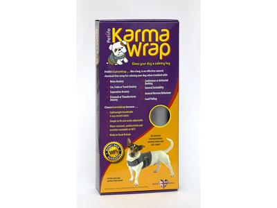 KarmaWrap - hulpmiddel voor angstige honden - verkrijgbaar in 5 maten