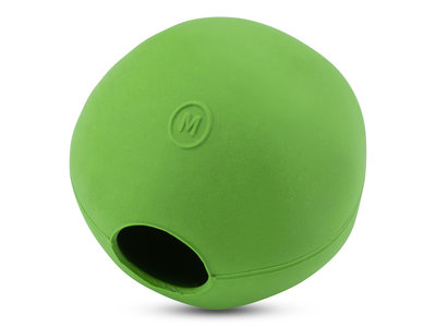 Holle Snackbal voor Brokjes - Sterk & Milieuvriendelijk - BecoBall in Groen, Blauw en Roze in maten S tot XL