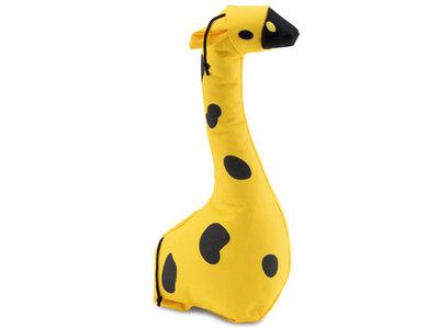 Honden Knuffel Giraffe - Duurzaam, Extra Sterk en van Pluche - Beco Pets - S/M/L