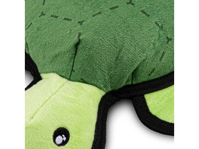 Pluche Hondenknuffel met Pieper Schildpad