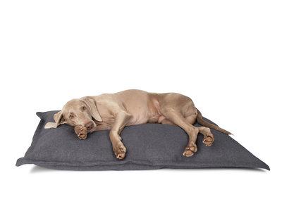Hondenkussen - Comfortabel, Wasbaar van Hoogwaardig Materiaal - Rebel Petz - in 6 Kleuren 105 x 70 cm
