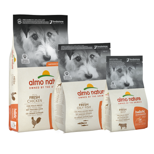 Almo Nature Hond Holistic Droogvoer voor Kleine Hondenrassen - Maintenance - XS/S
