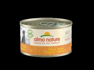 Almo Nature  Natvoer voor Puppy's - HFC Natural - 24 x 95g