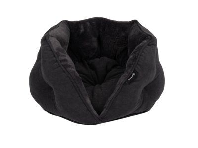 Luxe & Comfortabele mand Kleine Honden in 3 kleuren - District 70 TUCK - Terra, Donkergrijs & Zand