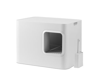 Design Kattenbak in 3 Kleuren - Hoopo Dome Litter Box