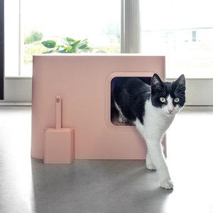 Trendy Design Kattenbak in 3 Kleuren