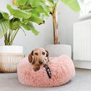 Zachte Pluche Hondenmand in 4 kleuren in S/M/L/XL
