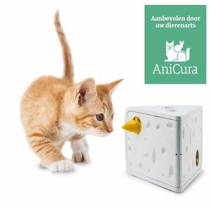 FroliCat Cheese - Uitdagend & Bewegend Kattenspeelgoed