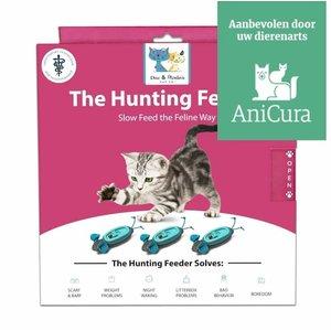 Interactief Kattenvoerspeeltje